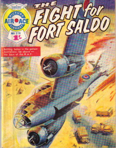 Cover for Air Ace Picture Library (IPC, 1960 series) #278
