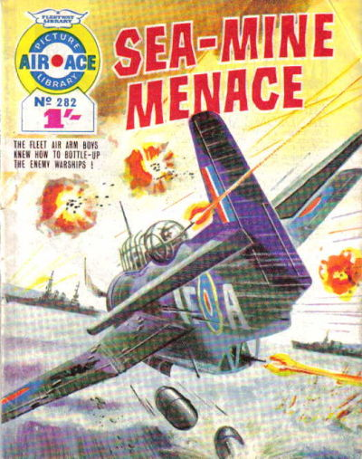 Cover for Air Ace Picture Library (IPC, 1960 series) #282