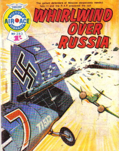 Cover for Air Ace Picture Library (IPC, 1960 series) #283