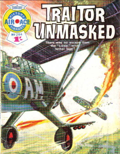 Cover for Air Ace Picture Library (IPC, 1960 series) #284
