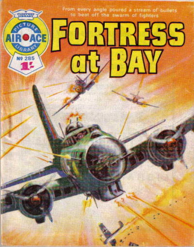 Cover for Air Ace Picture Library (IPC, 1960 series) #285