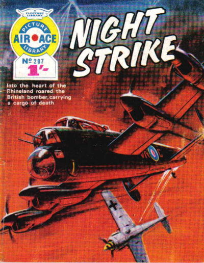 Cover for Air Ace Picture Library (IPC, 1960 series) #287