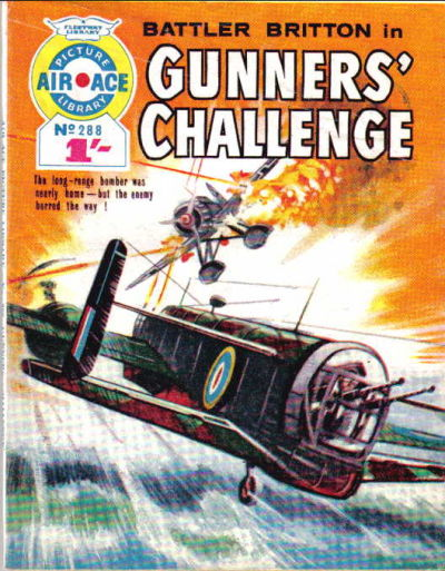 Cover for Air Ace Picture Library (IPC, 1960 series) #288