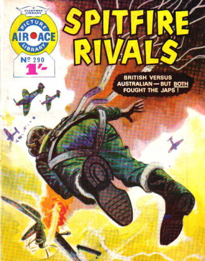 Cover for Air Ace Picture Library (IPC, 1960 series) #290