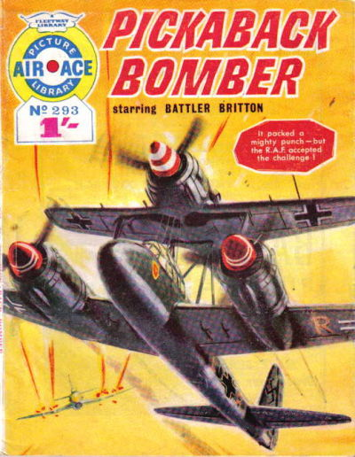 Cover for Air Ace Picture Library (IPC, 1960 series) #293