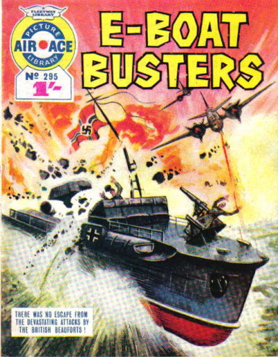 Cover for Air Ace Picture Library (IPC, 1960 series) #295