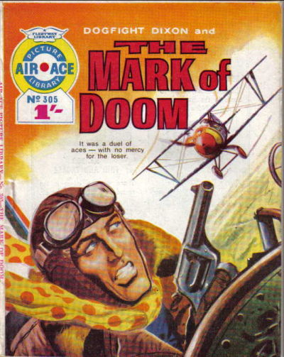 Cover for Air Ace Picture Library (IPC, 1960 series) #305