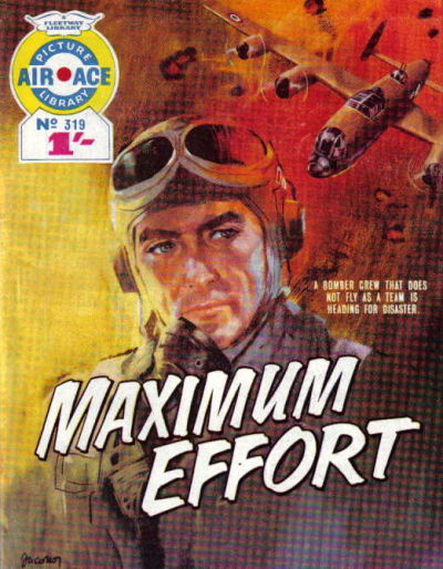 Cover for Air Ace Picture Library (IPC, 1960 series) #319