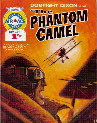 Cover for Air Ace Picture Library (IPC, 1960 series) #328