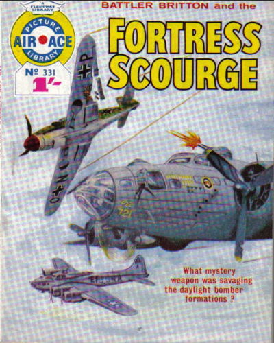 Cover for Air Ace Picture Library (IPC, 1960 series) #331