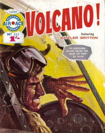 Cover for Air Ace Picture Library (IPC, 1960 series) #343