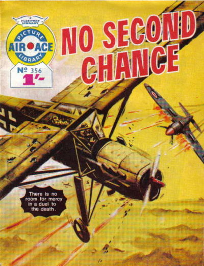 Cover for Air Ace Picture Library (IPC, 1960 series) #356