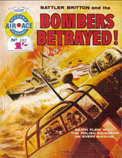 Cover for Air Ace Picture Library (IPC, 1960 series) #363