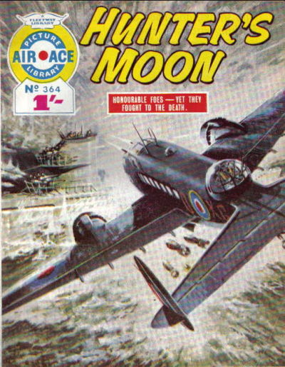 Cover for Air Ace Picture Library (IPC, 1960 series) #364