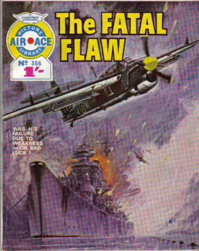 Cover for Air Ace Picture Library (IPC, 1960 series) #366