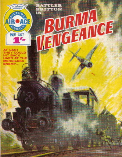 Cover for Air Ace Picture Library (IPC, 1960 series) #367