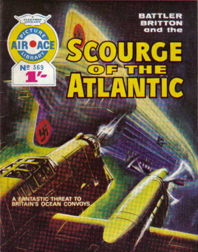 Cover for Air Ace Picture Library (IPC, 1960 series) #369