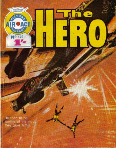 Cover for Air Ace Picture Library (IPC, 1960 series) #370