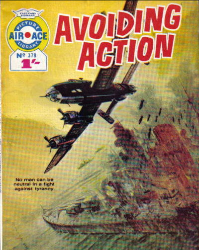 Cover for Air Ace Picture Library (IPC, 1960 series) #378
