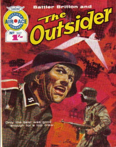 Cover for Air Ace Picture Library (IPC, 1960 series) #387