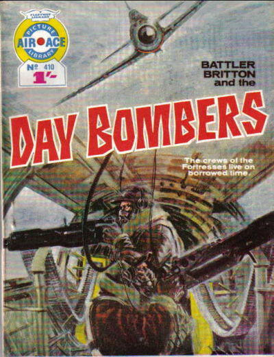 Cover for Air Ace Picture Library (IPC, 1960 series) #410