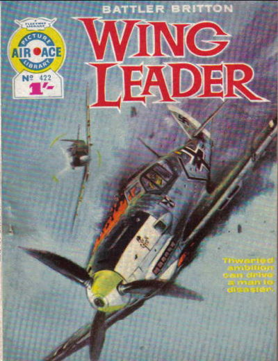 Cover for Air Ace Picture Library (IPC, 1960 series) #422