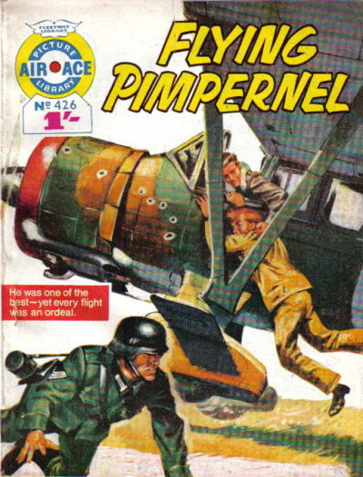 Cover for Air Ace Picture Library (IPC, 1960 series) #426