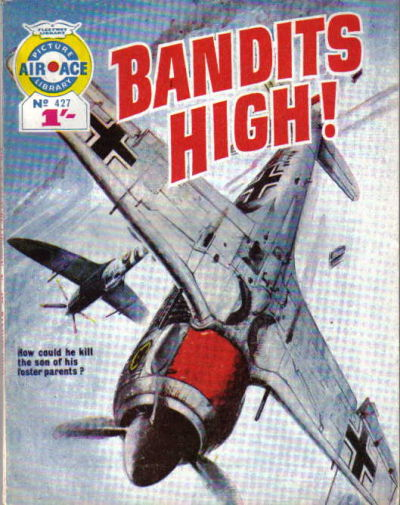 Cover for Air Ace Picture Library (IPC, 1960 series) #427