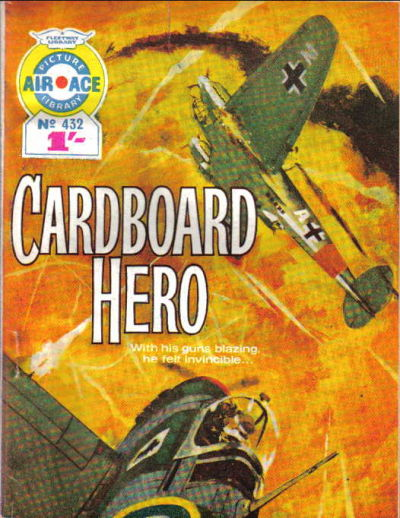 Cover for Air Ace Picture Library (IPC, 1960 series) #432
