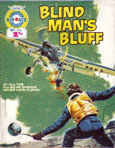 Cover for Air Ace Picture Library (IPC, 1960 series) #435
