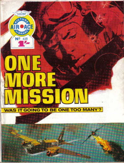 Cover for Air Ace Picture Library (IPC, 1960 series) #438