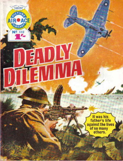 Cover for Air Ace Picture Library (IPC, 1960 series) #440