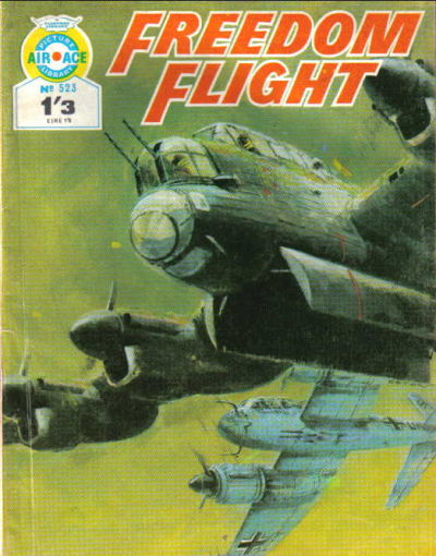Cover for Air Ace Picture Library (IPC, 1960 series) #523