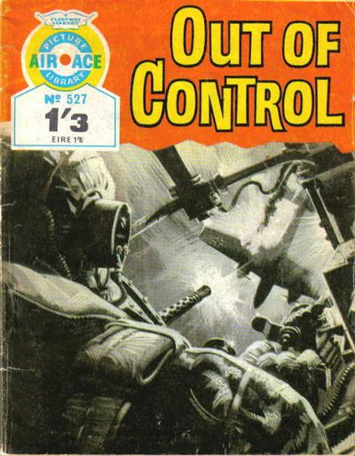Cover for Air Ace Picture Library (IPC, 1960 series) #527