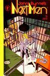 Cover for John Byrne's Next Men (Dark Horse, 1992 series) #2