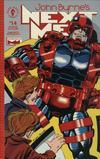 Cover for John Byrne's Next Men (Dark Horse, 1992 series) #14