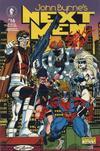 Cover for John Byrne's Next Men (Dark Horse, 1992 series) #16