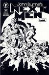 Cover for John Byrne's Next Men (Dark Horse, 1992 series) #17