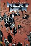 Cover for John Byrne's Next Men (Dark Horse, 1992 series) #18