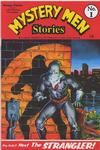 Cover for Mystery Men Stories (Dark Horse, 1996 series) #1