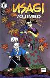 Cover for Usagi Yojimbo (Dark Horse, 1996 series) #28