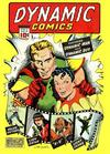 Cover for Dynamic Comics (Chesler / Dynamic, 1941 series) #2