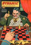 Cover for Dynamic Comics (Chesler / Dynamic, 1941 series) #12