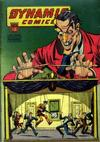 Cover for Dynamic Comics (Chesler / Dynamic, 1941 series) #19