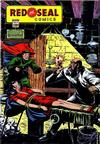 Cover for Red Seal Comics (Chesler / Dynamic, 1945 series) #14