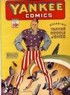 Cover for Yankee Comics (Chesler / Dynamic, 1941 series) #1