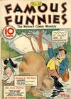 Cover for Famous Funnies (Eastern Color, 1934 series) #10
