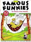 Cover for Famous Funnies (Eastern Color, 1934 series) #13