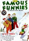 Cover for Famous Funnies (Eastern Color, 1934 series) #19