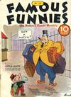 Cover for Famous Funnies (Eastern Color, 1934 series) #20